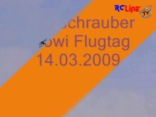 Akkuschrauber-Howi Flugtag vom 14.03.2009