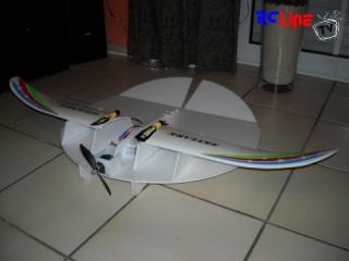 Bau einer Flugscheibe