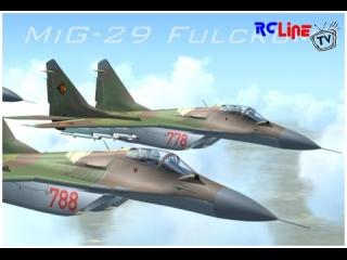 MiG-29 Fulcrum/FS 2004