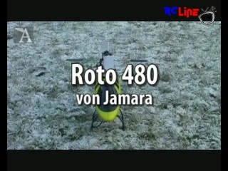Modell AVIATOR: Roto 480 von Jamara