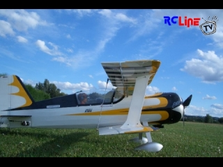 E-Flite Pitts Model 12 15e