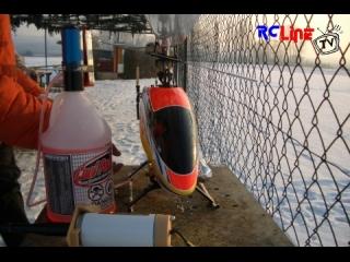 < DAVOR: Jo Kaulbach mit Align T-Rex - 3D Trainingsflug
