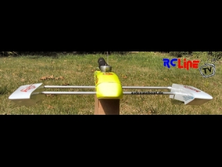 AFTER >: RC Boot Boat Powerboat Gleitfl�chenboot extremeboat