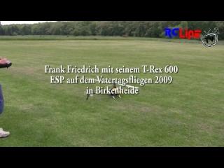 T-Rex 600 ESP von Frank Friedrich