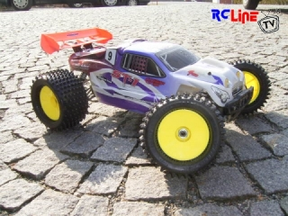 Thunder Tiger St1 Truggy