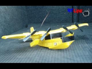 Micro-Hydro-CAT Testflug
