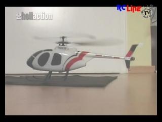 RC-Heli-Action: Kestrel 500sx von Nine Eagles