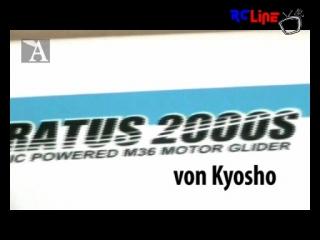 Modell AVIATOR: Stratus 2000S von Kyosho