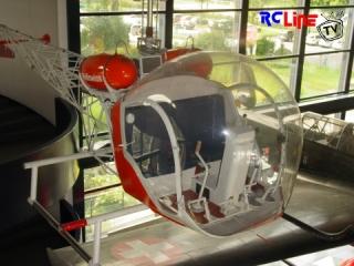 Bell47 G1 Verkehrshaus Luzern