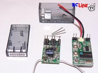 "MY ""EFLH1024 4n1 controller 2.4ghz BCX2"" #2"
