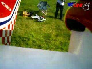 Projeti - Flycam schaut nach hinten