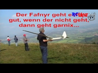Fafnir an der Wasserkuppe Video2