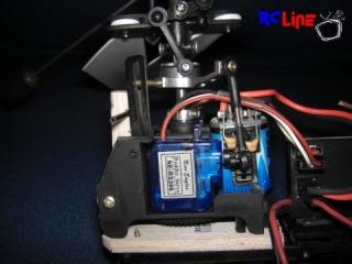 Kestrel 500 sx Mod mit Lama V3 Mainframe / Alu TS / Xtreme 180 SE