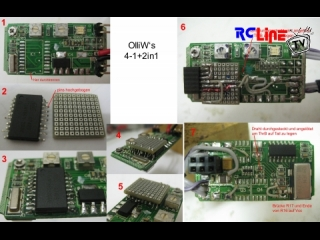 OlliW's 4-1+2in1 Ver1: BL-Umbau Lama V4