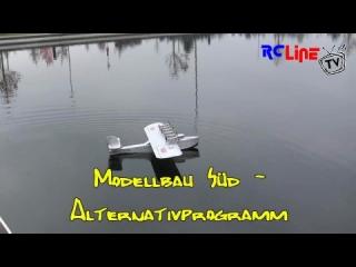 Modellbau S�d - Wasserflug