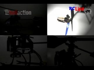 RC-Heli-Action: E-Flite Blade mSR von Horizonhobby