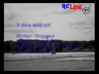 T-Rex 600 Kunstflug