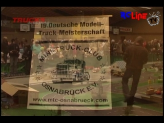 Deutsche Modell-Truck-Meisterschaft 2009