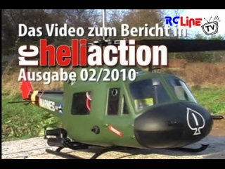 RC-Heli-Action: Hue Attack von Revell