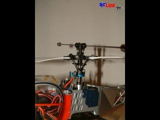 Walkera 5#4 Single Rotor Umbau