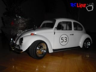 AFTER >: Herbie auf Tamiya M04