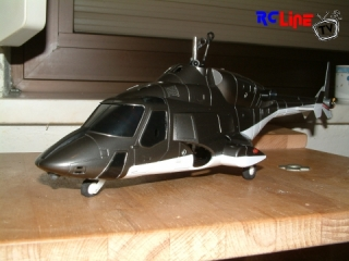 Walkera 5G4Q3 Single Rotor Einziehfahrwerk 1