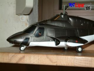 Walkera 5G4Q3 Single Rotor Einziehfahrwerk 2