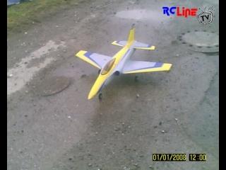 Habu Flug mit Fahrwerk, 7.2.2010