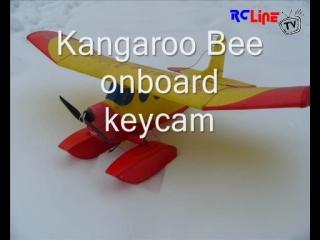 Kangaroo Bee Keycam onboard