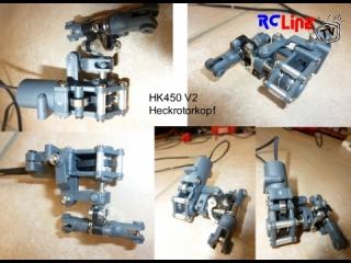 DANACH >: HK450 V2 Heckrotor