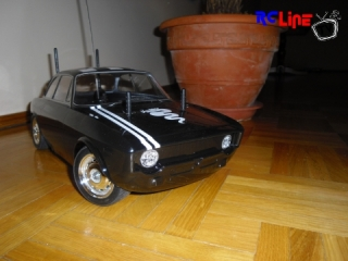 < BEFORE: Alfa Romeo GTA Tamiya Nr. 1