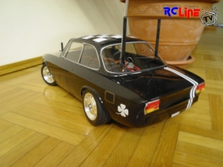 Alfa Romeo GTA Tamiya Nr. 3