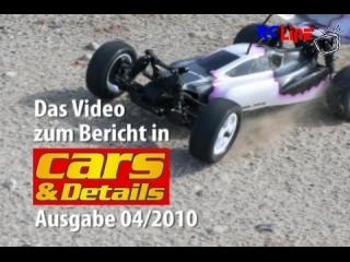 CARS & Details: Cyber 10B von HPI