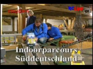 Indoor-Parcours S�ddeutschland