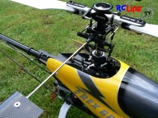 TREX600 Rotorkopf