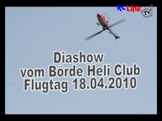 Diashow vom 18.04.2010 Erste richtiger Flugtag