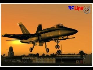 McD F-18 Hornet