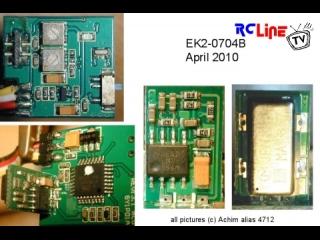 Gyro EK2-0704B: Innenansicht