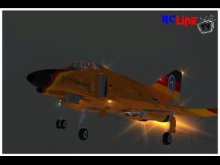 """McD F-4F Phantom II Sonderanstrich WTD61 37+16 """"50 Jahre Erprobung"""""""