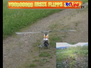 AFTER >: Voodoo600 erste Flipps udn Piruettenm 3.8.2010