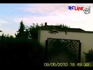 V120D01 im Garten