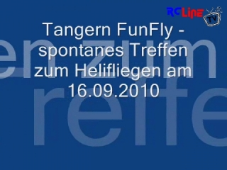 Home of the Seebodener - Tangern FunFly am 16.09.2010