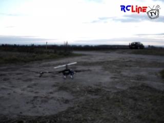 AFTER >: erstflug mit Turnigy 5000mAh 6s