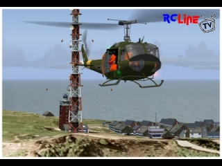 Bell UH-1D �ber Helgoland from 01-18-2009 18:39:48 Uploaded by Hans-J�rgen Fischer