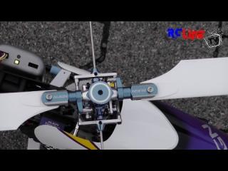 TREX450 Rotorkopf