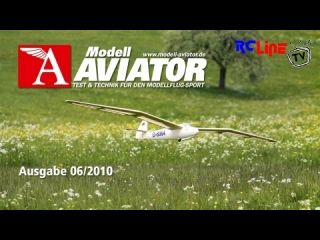 Modell AVIATOR: Minimoa von Staufenbiel