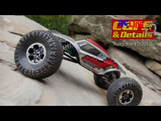 < BEFORE: CARS &amp; Details: Axial XR10 von Robitronic