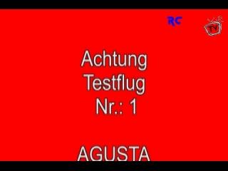 AFTER >: Testflug
