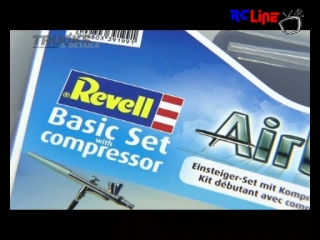 TRUCKS & Details: Airbrush-Basis-Set von Revell