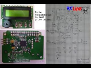 Robbe Programmer V2 No.8642 Schaltplan